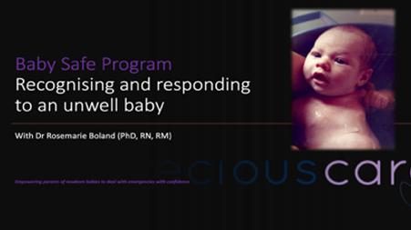 Online Baby Safe Program 3