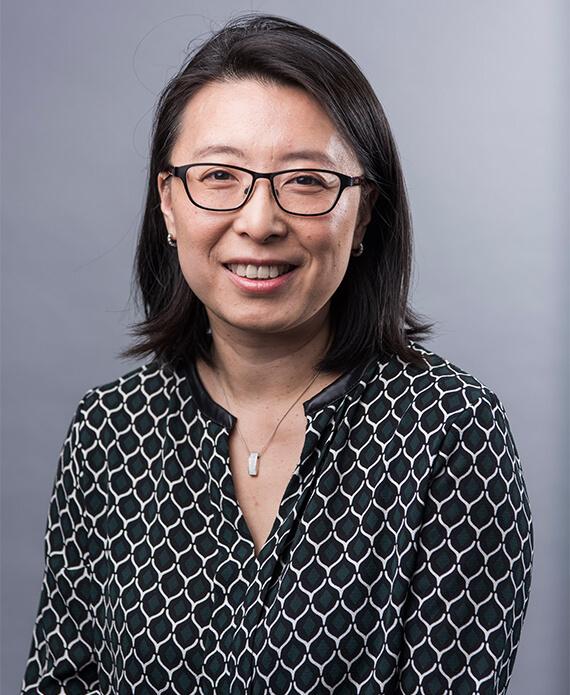 Dr Leah Xu 1